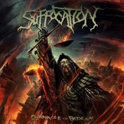 "SUFFOCATION ""Pinnacle of Bedlam"" CD"