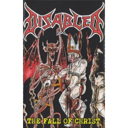 """DISABLED """"The Fall of Christ"""" K7"""