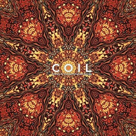 "COIL ""Stolen & Contaminated Songs"" CD"