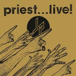 """JUDAS PRIEST """"Priest...Live!"""" 2xLP"""