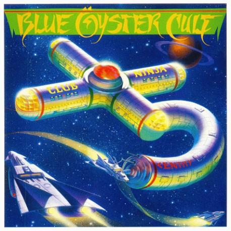"""BLUE ÖYSTER CULT """"Club Ninja"""" CD"""