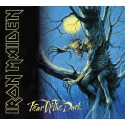 """IRON MAIDEN """"Fear of The Dark"""" CD"""