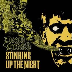 "DEATH BREATH ""Stinking Up The Night"" CD"