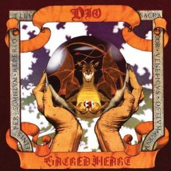 "DIO ""Sacred Heart"" CD"