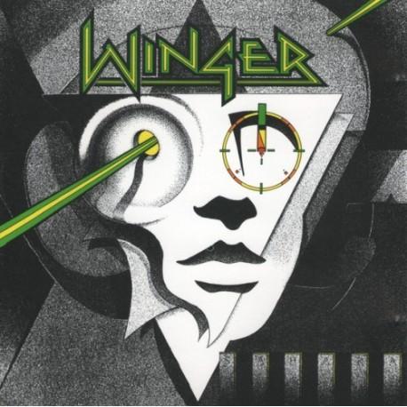 """WINGER """"S/T"""" CD"""