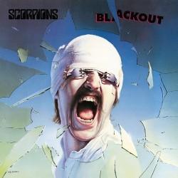 """SCORPIONS """"Blackout"""" LP"""