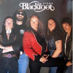 "BLACKFOOT ""Siogo'"" LP"