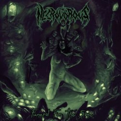 "NECROVOROUS ""Funeral For the Sane"" LP"