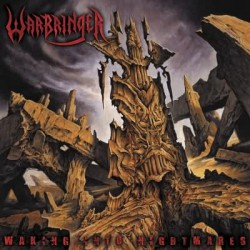 "WARBRINGER ""Waking Into Nightmares"" CD"