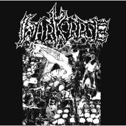 """WARKORPSE / BÜFO """"Split"""" LP"""