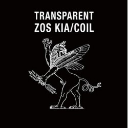 "ZOS KIA / COIL ""Transparent"" 2xLP"