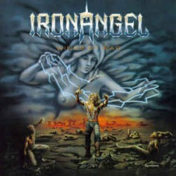 "IRON ANGEL ""Wind of War"" CD"