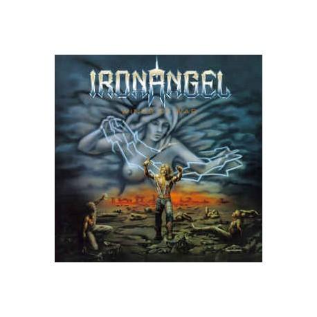 "IRON ANGEL ""Wind of War"" CD"