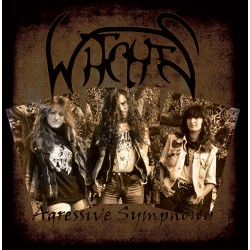 "WITCHES ""Agressive Symphony"" LP"