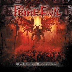 "PRIME EVIL ""Blood Curse Resurrection"" CD"