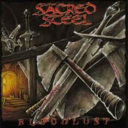 "SACRED STEEL ""Bloodlust"" CD"