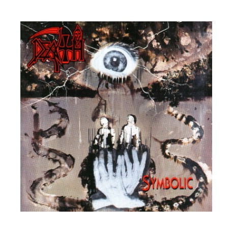 "DEATH ""Symbolic"" CD"