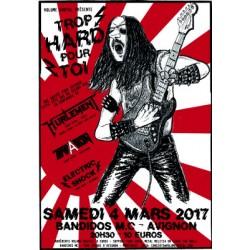 TROP HARD POUR TOI A3 Poster