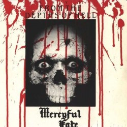 "MERCYFUL FATE ""Live From the Depths of Hell"" LP"