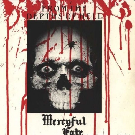 """MERCYFUL FATE """"Live From the Depths of Hell"""" LP"""