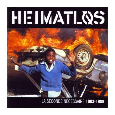 "HEIMAT-LOS ""La Seconde Nécessaire"" 2xCD"