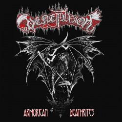 """VENEFIXION """"Armorican Deathrites"""" CD"""