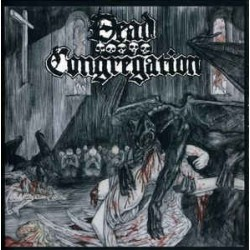 "DEAD CONGREGATION ""DEAD CONGREGATION ""Purifying Consecrated Ground"" MCD"