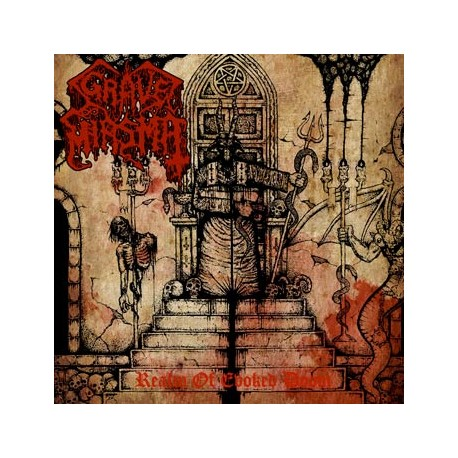 "GRAVE MIASMA ""Realm of Evoked Doom"" MCD"