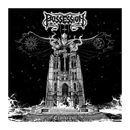 "POSSESSION ""Exorkizein"" LP"