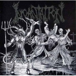 "INCANTATION ""Blasphemous Cremation"" CD"