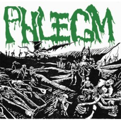 "PHLEGM ""Consumed by The Dead"" 2xCD"
