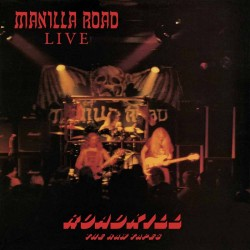 "MANILLA ROAD ""Roadkill - The Raw Tapes"" LP"
