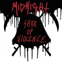 "MIDNIGHT ""Shox of Violence"" CD"