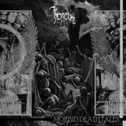 "THRONEUM ""Morbid Death Tales"" CD"