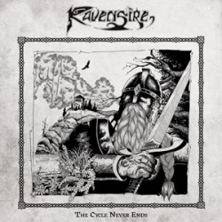 "RAVENSIRE ""The Cycle Never Ends "" CD"