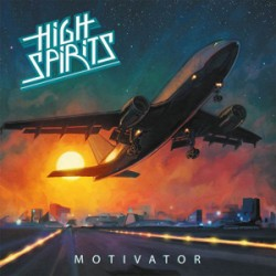 "HIGH SPIRITS ""Motivator"" CD"
