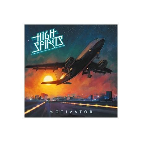 "HIGH SPIRITS ""Motivator"" CD"