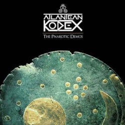 "ATLANTEAN KODEX ""The Pnakotic Demos"" CD"
