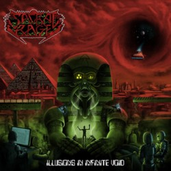 "SACRAL RAGE ""Illusions in Infinite Void"" CD"