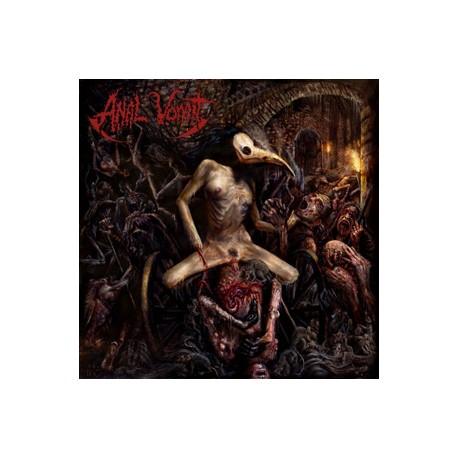"ANAL VOMIT ""Peste Negra, Muerte Negra"" CD"