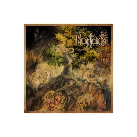 "CONDENADOS ""The Tree Of Death"" CD"