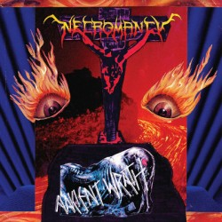 "NECROMANCY ""Ancient wrath"" CD"