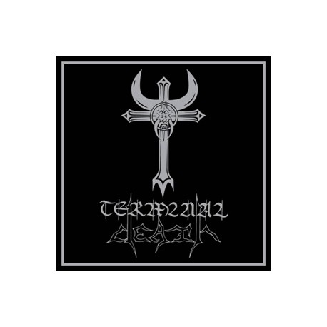 """TERMINAL DEATH """"S/T"""" CD"""