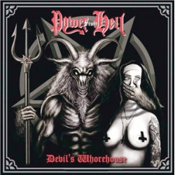 "POWER FROM HELL ""Devil's Whorehouse"" CD"