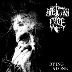 "AFFLICTION GATE ""Dying Alone"" LP"
