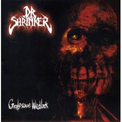 """DR SHRINKER """"Grotesque Wedlock"""" CD"""