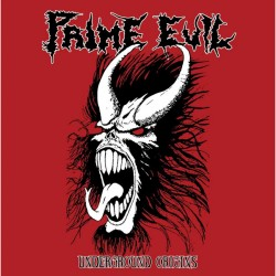 """PRIME EVIL """"Underground Origins"""" CD"""