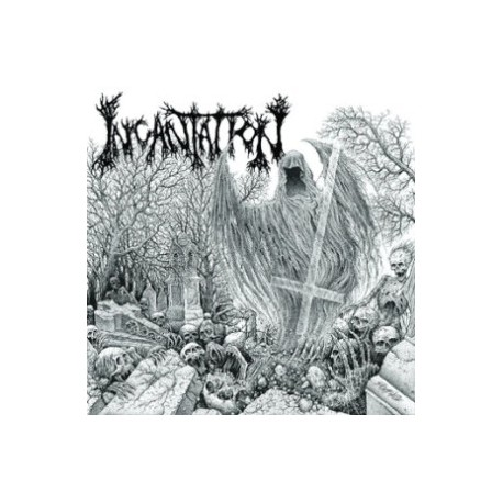 "INCANTATION ""Rotting Spiritual Embodiment"" CD"