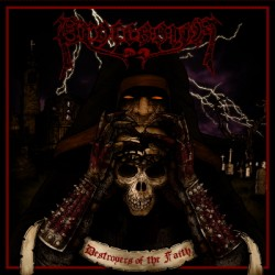 "PROCESSION ""Destroyers Of The Faith "" CD"