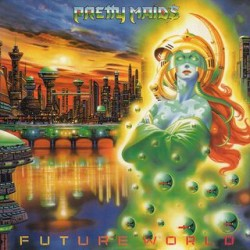 "PRETTY MAIDS ""Future World"" CD"